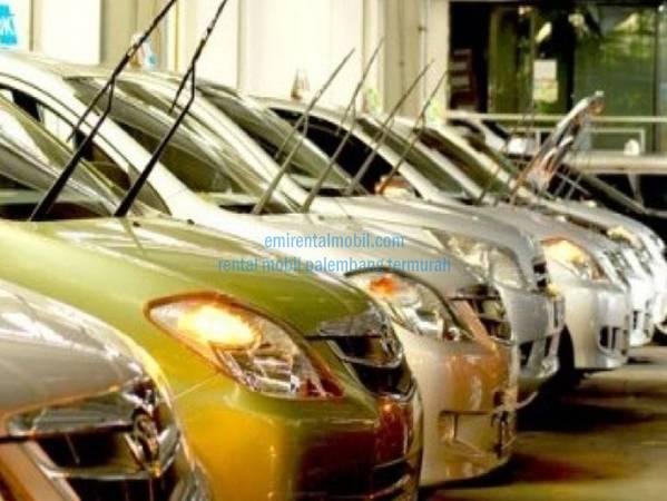 Rental Mobil Avanza Palembang