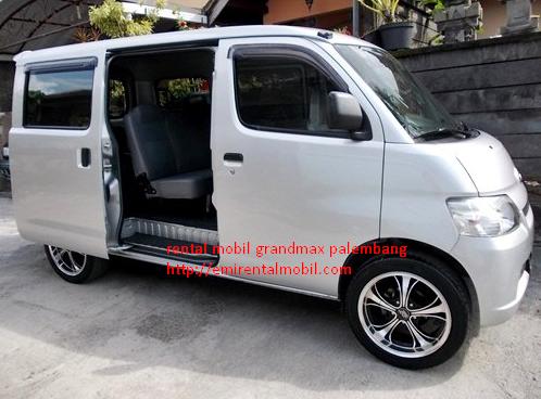 rental mobil double cabin di palembang
